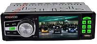 """Автомагнитола Kenwood 3610 с Video дисплеем 3,6"""" USB + SD, фото 1"""