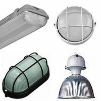 Светильники для промышленных и складских помещений