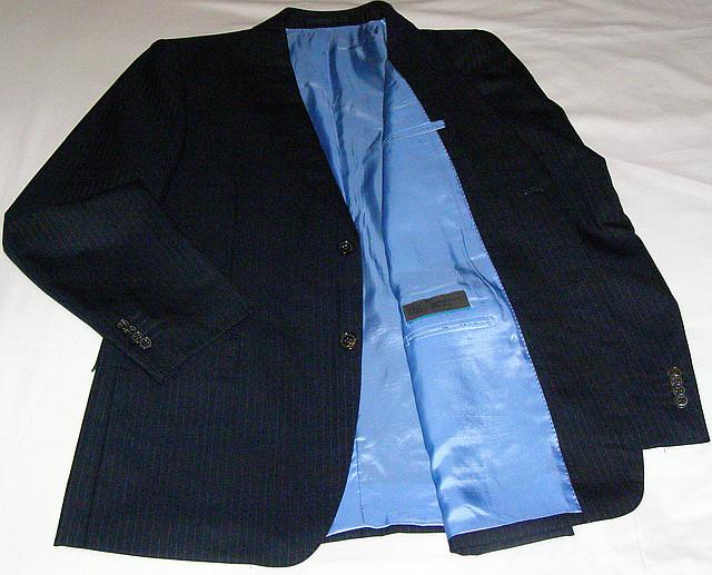 Пиджак SUPER 110 S (р.48)