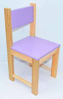 Деревянный детский стульчик Игруша
