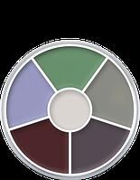 Грим для любого образа. CREAM COLOR CIRCLE (Creature Feature)