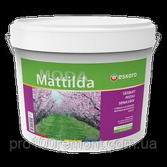 Краска Eskaro Mattilda 9,5л