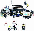 Конструктор Brick 128 Полицейский фургон 325 деталей, фото 3