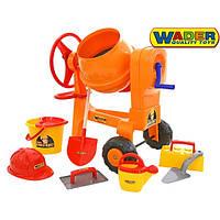 Бетономешалка с набором каменщика  Wader 50649