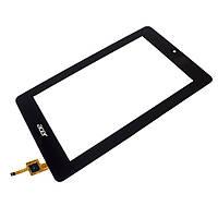 Сенсорный экран для Acer B1-730 Iconia One черный