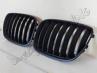 Решетка радиатора ноздри BMW X5 E53 рестайл