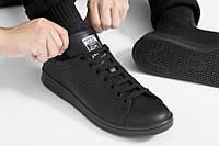 Женские кроссовки Adidas Stan Smith RS Black