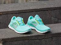 Женские кроссовки Nike Free Run 5.0 Mint