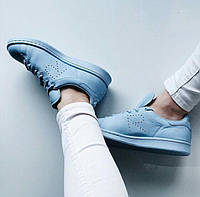 Женские кроссовки Adidas Stan Smith RS Blue