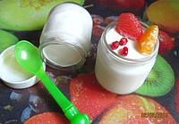 Йогурт ГУСТОЙ(закваска на 3л молока)