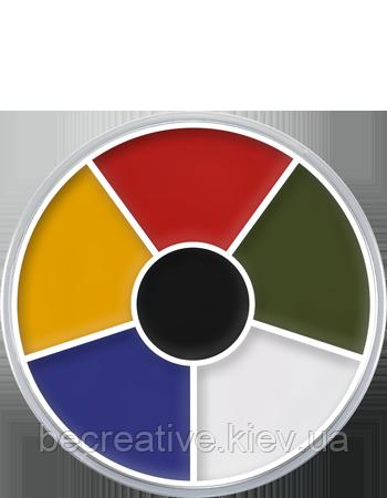 Грим на кремовой основе CREAM COLOR CIRCLE (Multi Color)