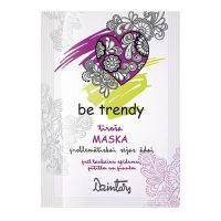 Dzintars Be Trendy (Дзинтарс Би тренди) Очищающая маска для проблемной кожи лица 8 мл