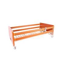 Медицинская кровать с электроприводом и металлическим ложем OSD-91+ матрас