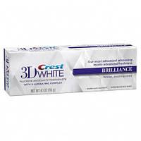Зубная паста Crest 3D White 4,1 oz Brilliance, 116 г
