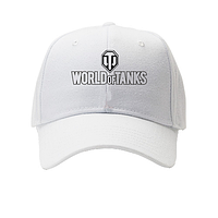 Кепка с логотипом World of Tanks