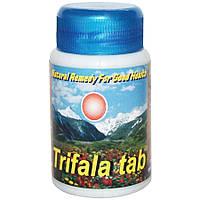 Антиоксидант, сердечный тоник Трифала, Шри Ганга / Trifala, Shri Ganga / 100 tab
