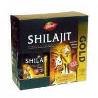 Для мужчин Шиладжит Голд и масло Шила Икс, Дабур