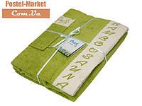 Женский набор в сауну Petek La Bella Bamboo светло-зеленый