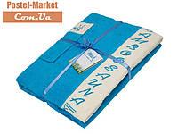 Женский набор в сауну Petek La Bella Bamboo голубой