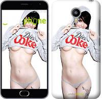 "Чехол на Meizu MX4 Sexy Coke ""864u-131"""