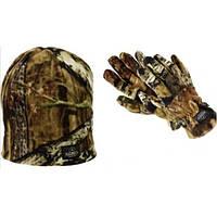 Перчатки+шапочка MAD FLEECE  XL