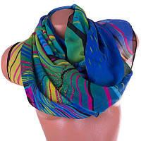Женский шифоновый шарф 152 на 98 см ASHMA (АШМА) SAT29131