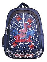 """Ортопедический рюкзак """"СпайдерМен"""" для мальчика. Школьный рюкзак. Хорошее качество. Купить онлайн. Код: КДН504"""
