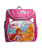 Школьный ранец для девочек. Ортопедический рюкзак. Отличное качество пошива. Купить в интернете. Код: КДН505