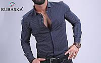 Рубашка мужская с длинным рукавом.  RSK-3020, фото 1