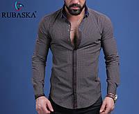 Рубашка мужская с длинным рукавом.  RSK-3028, фото 1