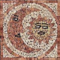 Imso мозаика Imso Ceramiche Pietre Naturali 66х66 rosone bologna