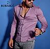 Рубашка мужская с длинным рукавом.  RSK-3041