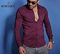 Рубашка мужская с длинным рукавом.  RSK-3048, фото 1