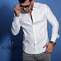 Рубашка мужская с длинным рукавом.  RSK-3053, фото 1