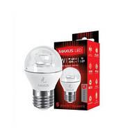 Лампочка светодиодная Максус 432 4Вт 5000К Е27