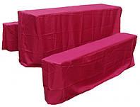 Защитный чехол для стола и лавочек