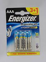 Батарейка ENERGIZER LR03 MAXIMUM 1x4
