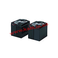 UPS Replacement Battery Cartridge Kit (2 sets of 2) for select APC UPS (RBC11A)