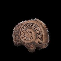 Глиняный свисток Баран IC08 Покутская керамика