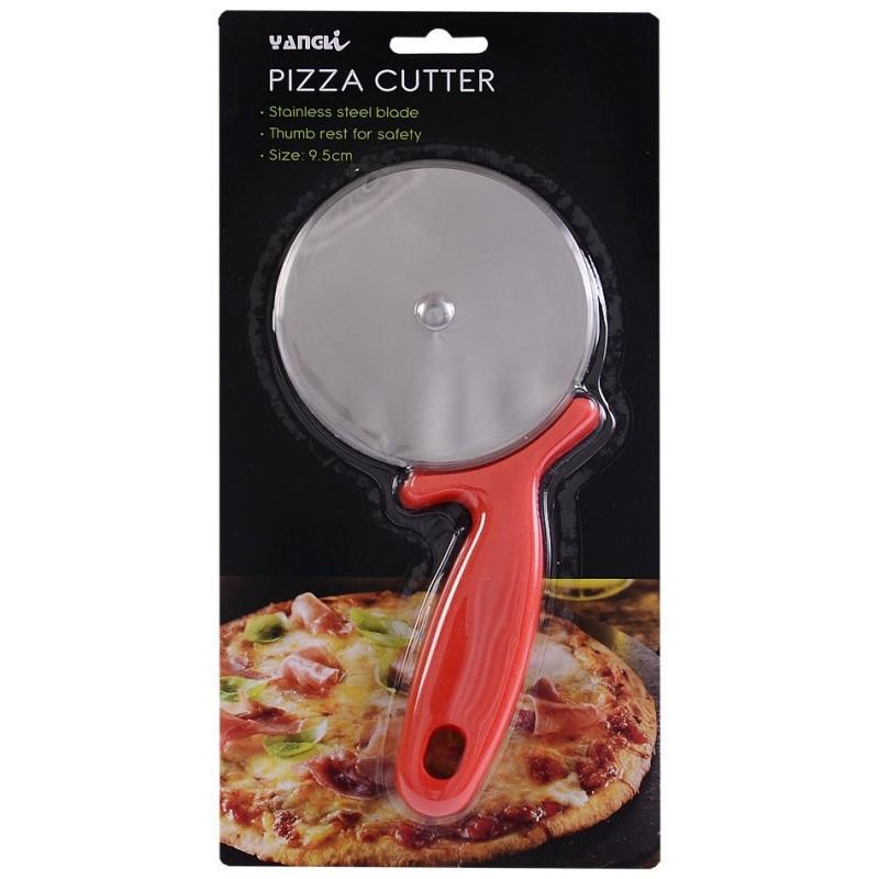 Нож для пиццы (9,5 см, нержавеющая сталь), арт. 14-55