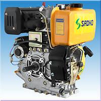 Обслуживание и сервис двигателей Sadko.