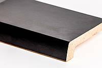 Подоконник Топалит (Topalit). Цвет чёрный