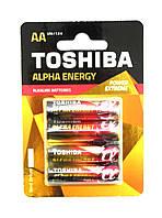 Батарейка TOSHIBA ALFA ENERGY LR6