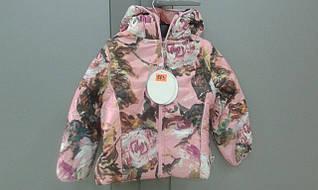 Куртка-жилет демісезонне для дівчинки
