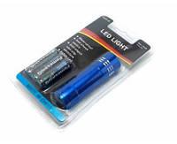 Фонарик + 3 батарейки в слюде