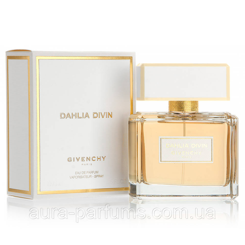 Givenchy Dahlia Divin edp 50 ml. w оригинал