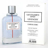 Givenchy Gentlemen Only Casual Chic edt 100ml. m оригинал Тестер