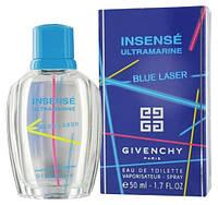 Givenchy Insense Ultr Blue Laser edt 50 ml. m оригинал