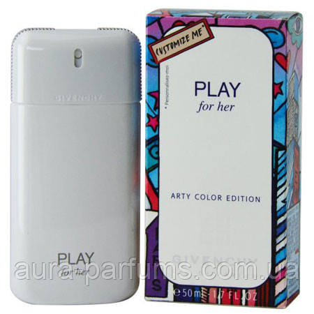 Givenchy Play For Her Arty Color Edition edp 50 ml. w оригинал