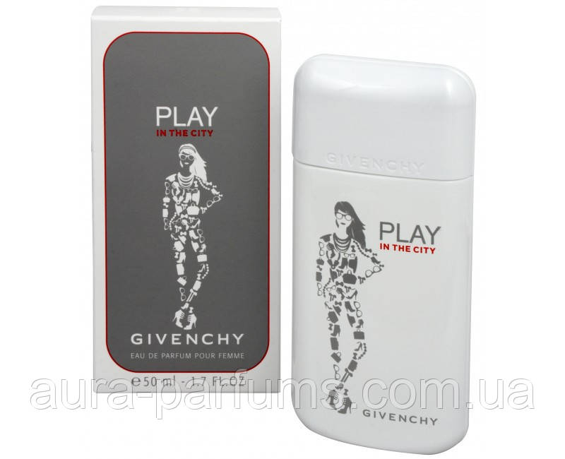 Givenchy Play In The City edp 50 ml. w оригинал